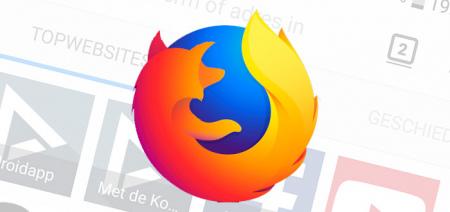 Firefox 57 voor Android: de grootste update in tijden voor browser