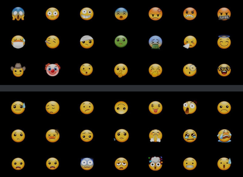 Samsung Galaxy S8 Android Oreo beta emoji