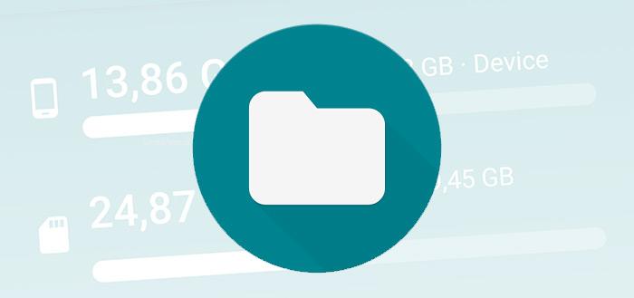 Google Files Go app uitgebreid Google Drive-integratie voor bestanden
