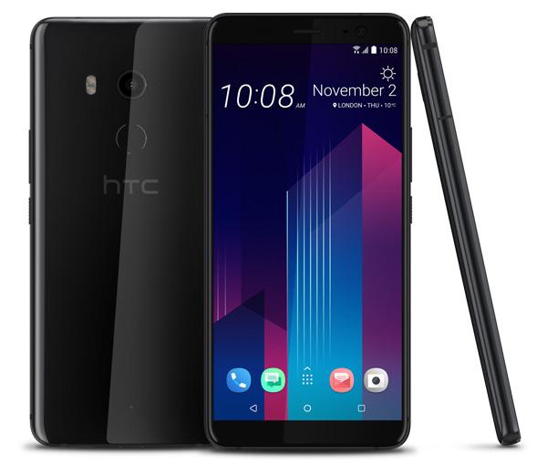HTC U11+ Ceramic Black
