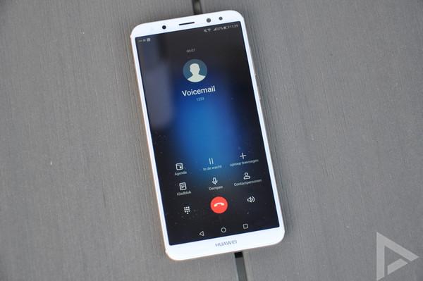 Huawei Mate 10 Lite bellen