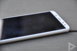 Huawei Mate 10 Lite volumetoetsen