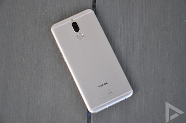 Huawei Mate 10 Lite achterkant