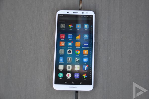 Huawei Mate 10 Lite menu