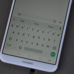 Huawei Mate 10 Lite toetsenbord