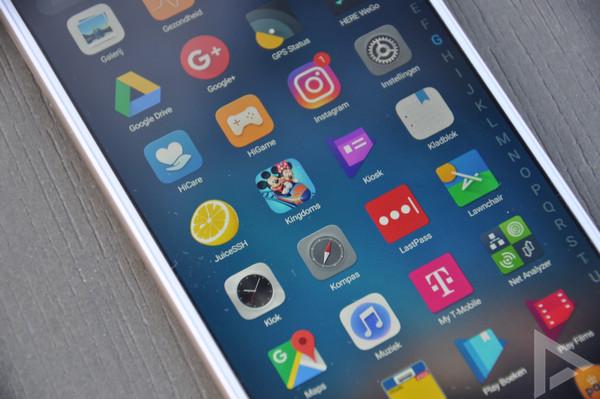 Huawei Mate 10 Lite apps