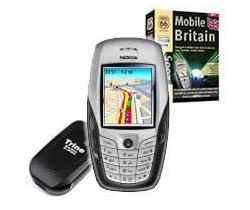 Nokia 6600 GPS Muis