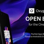 OnePlus 5: eerste open bèta van Android 8.0 Oreo nu beschikbaar