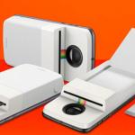 Motorola introduceert Moto Mod met Polaroid fotoprinter
