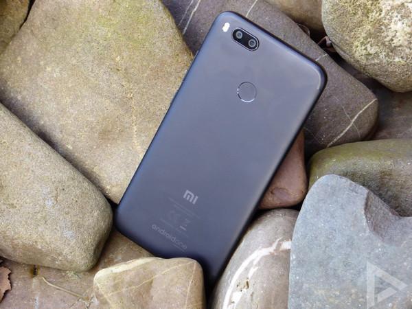 Xiaomi Mi A1 achterzijde