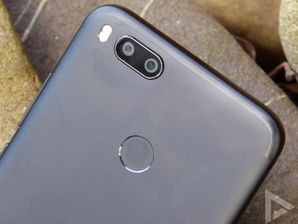 Xiaomi Mi A1 dual-camera