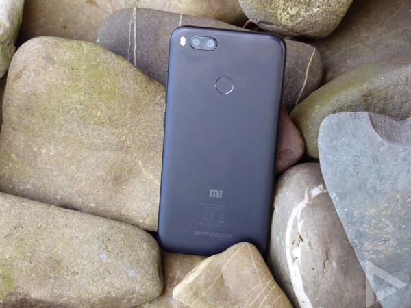 Xiaomi Mi A1 achterkant