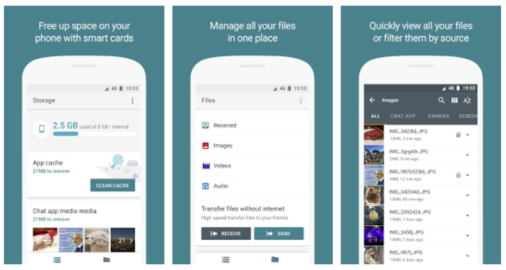 Google Files To Go