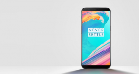 OnePlus 6 in-display vingerafdrukscanner