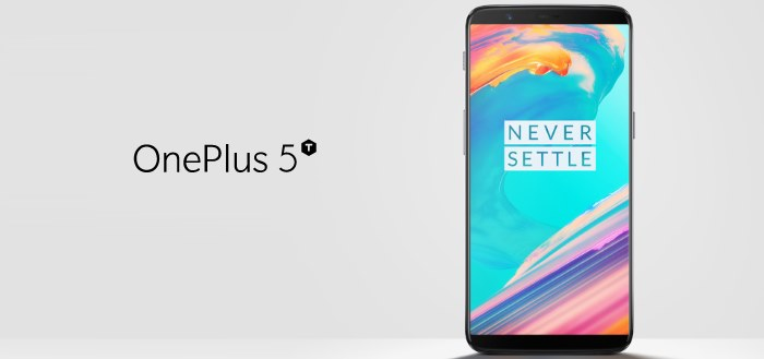 OnePlus 5/5T krijgt OxygenOS 9.0.9 met verbeteringen en patch van oktober