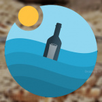 Bottled app: kom in contact met anderen via moderne flessenpost