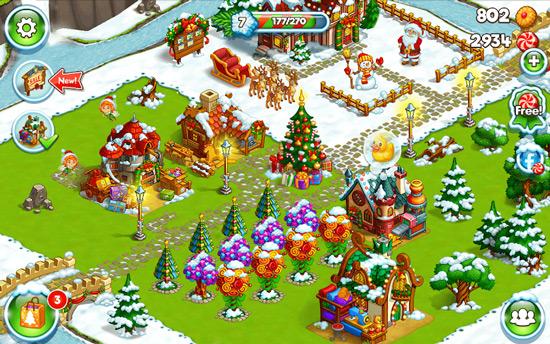 De Hoeve van de Kerstman
