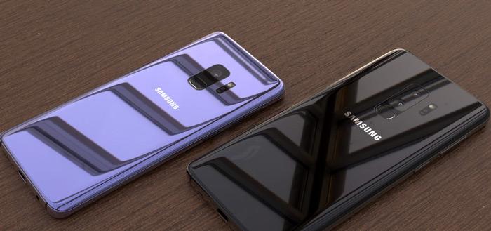 Samsung Galaxy S9 en S9+ renders: video met tot nu toe bekende details