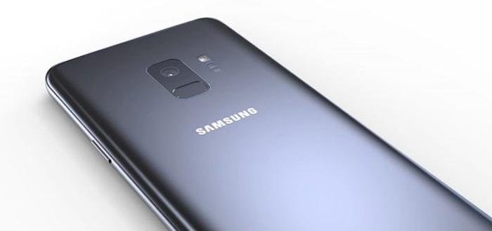 Nieuwe 360-graden render laat mogelijk design van Galaxy S9 zien