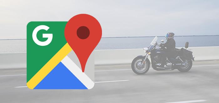Google Maps krijgt (ook) speciale modus voor motornavigatie