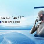 Honor View 10 aangekondigd: high-end smartphone voor Europese markt