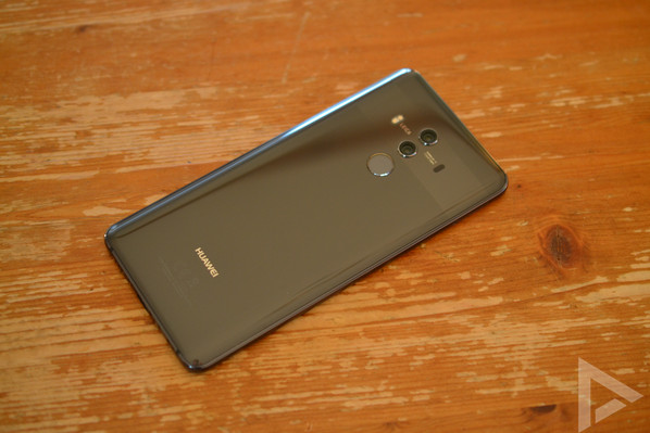 Huawei Mate 10 Pro achterkant