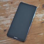 Huawei Mate 10 Pro ontwerp