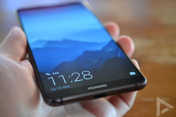 Huawei updatebeleid gezichtsherkenning