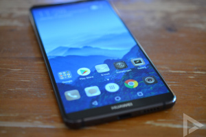 Huawei Mate 10 Pro test