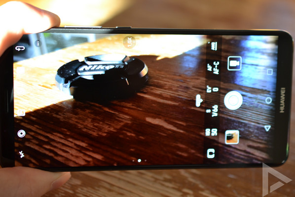 Huawei Mate 10 Pro camera