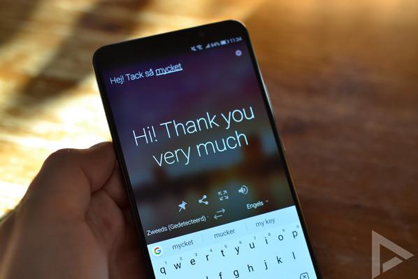 Huawei Mate 10 Pro Translator