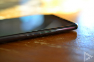 Huawei Mate 10 Pro toetsen