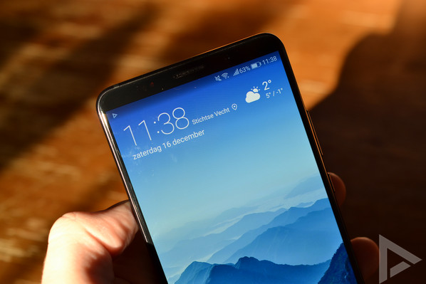 Huawei Mate 10 Pro widget