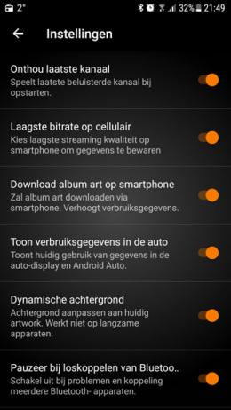 Mijn Radio Nederland app