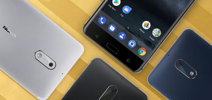 Beveiligingsupdate april 2018 beschikbaar voor Nokia 6 (2017) en Galaxy A8 (2018)