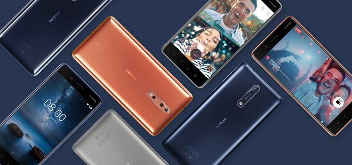 Nokia 8 krijgt met Pie-update ARCore en betere camera