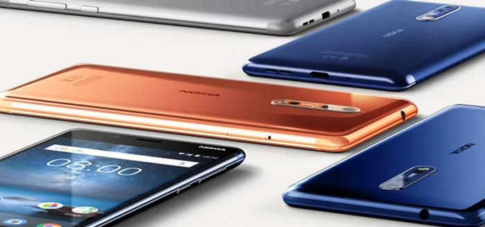 Nieuwe aanbiedingen: Nokia 8, Huawei P10 voor €399 en Xperia XZ Premium voor €499