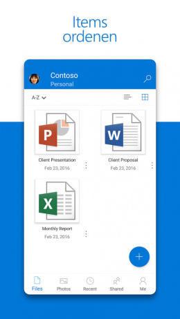 OneDrive 5.1