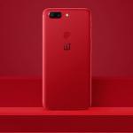 OnePlus 5T komt als Star Wars-editie en in kleur Lava Red