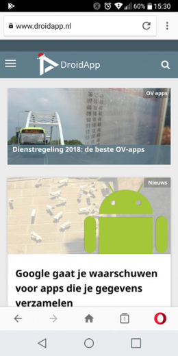 Opera 44 Android
