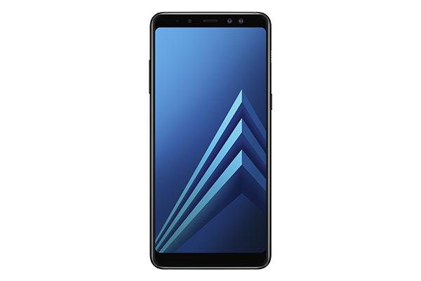 Samsung Galaxy A8 2018 zwart