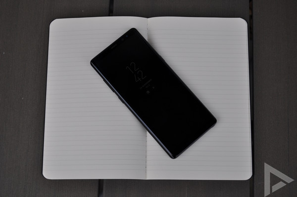 Samsung Galaxy Note 8 Always On Display