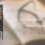 De vergeten telefoon: Sony Ericsson W995