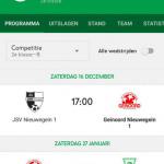 Voetbal nl app