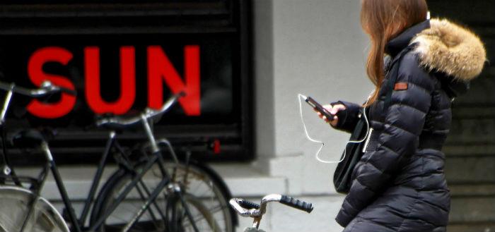 Appen op de fiets wordt definitief strafbaar: waarschijnlijk vanaf 2019