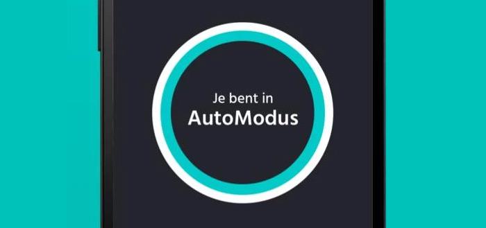 Interpolis AutoModus app: gebruik je smartphone niet en verdien punten