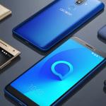 Alcatel toont nieuwe 5, 3V en 1X smartphones met 18:9 beeldverhouding