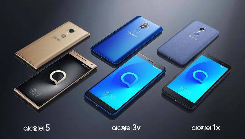 Alcatel 5 3V 1X