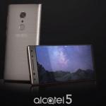 Alcatel 5: prijzen en specificaties uitgelekt, voorafgaand aan MWC