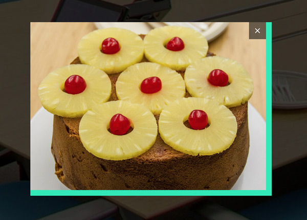Android 9.0 Pineapple Cake